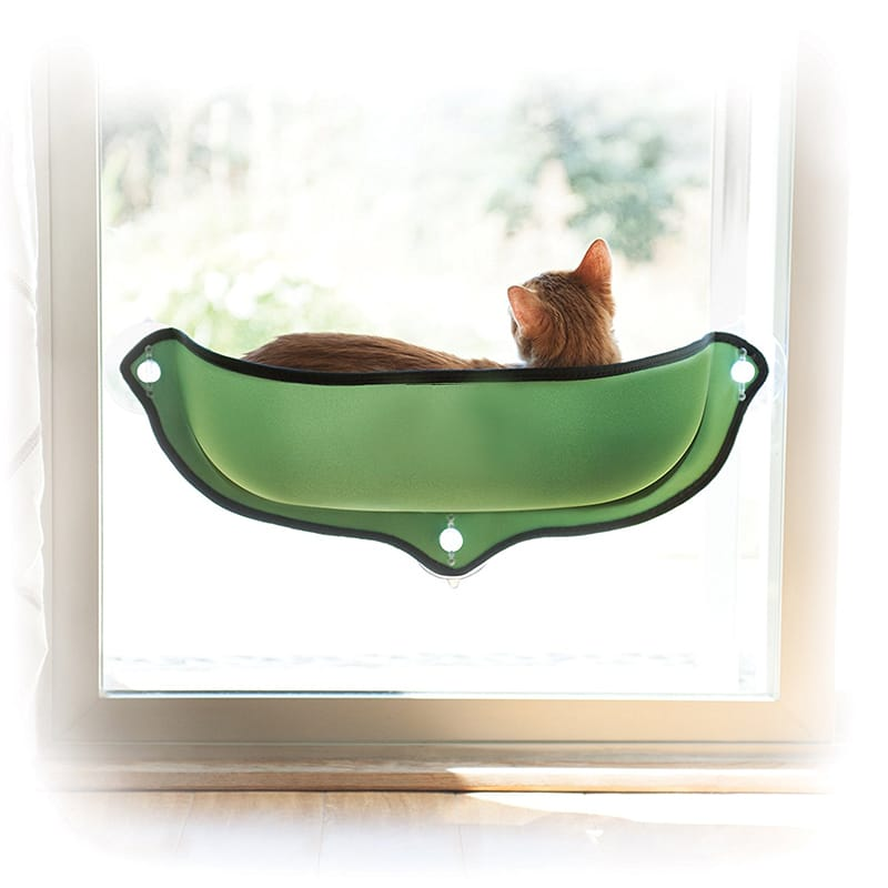 26kg Pet Cat Bed Seat Warm Sleeping Window Hanging Hammock