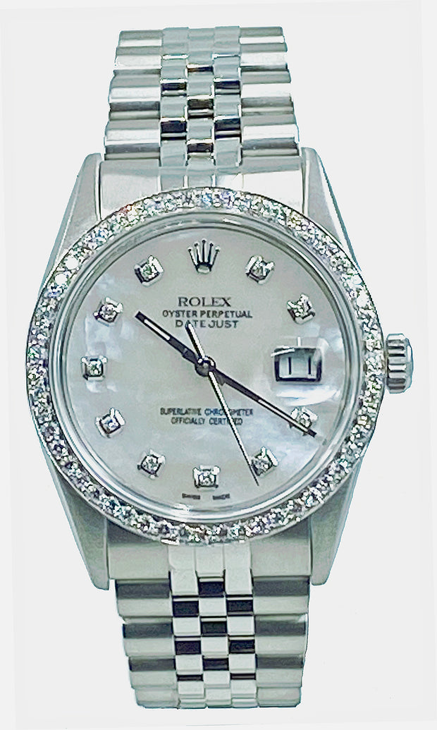 Rolex Datejust reference 16014