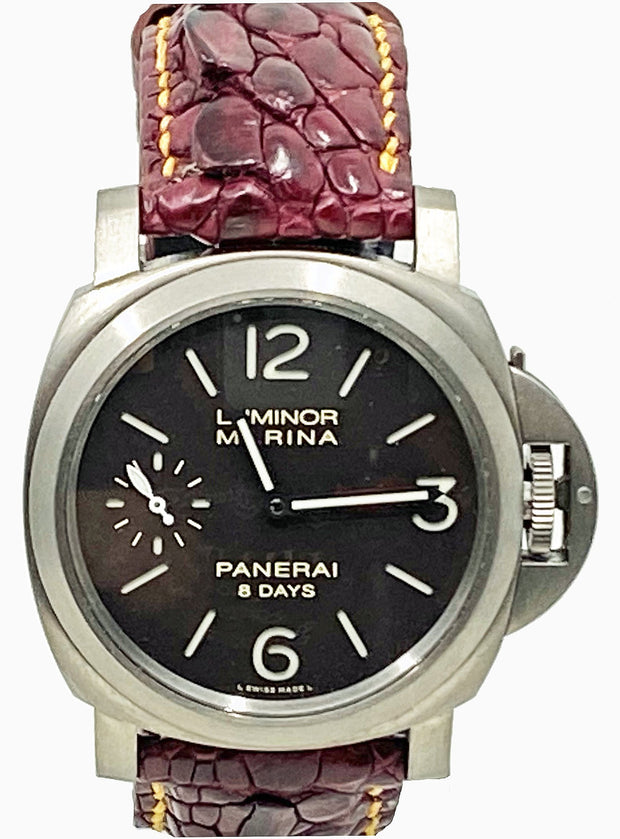 Panerai Luminor Marina 8 Day PAM 564