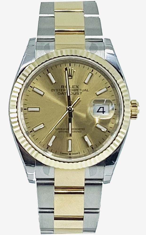 Rolex Datejust Reference 126233