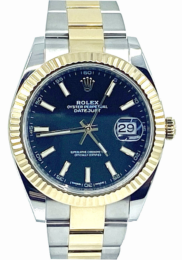 Rolex Datejust Reference 126303