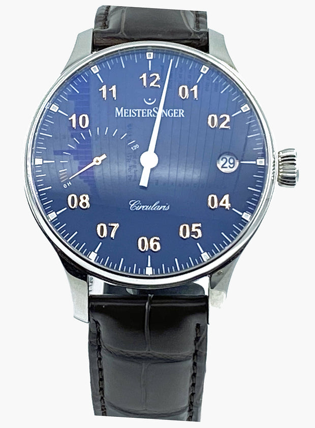MeisterSinger Circularis Power Reserve Reference CCP317G