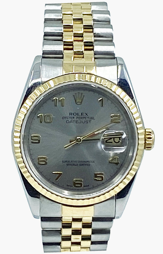 Rolex Datejust Reference 16233