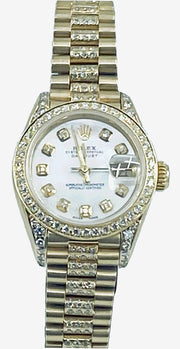 Rolex Datejust Reference 69178