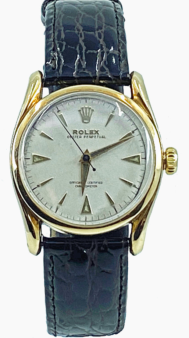 Rolex Oyster Perpetual Bombay Reference 6090