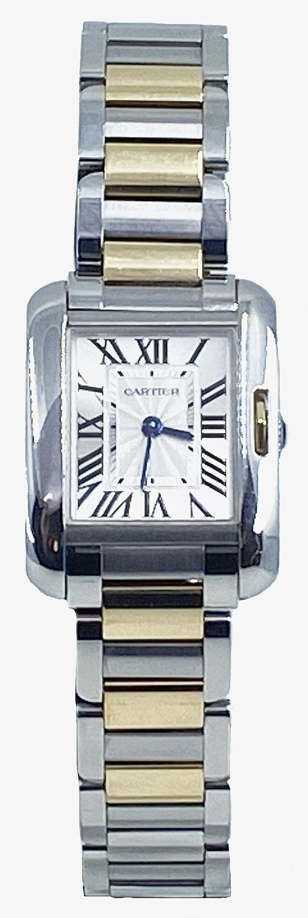 Cartier Tank Anglaise Reference 3485