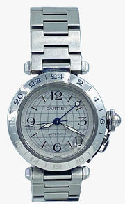 Cartier Pasha GMT Reference 2377
