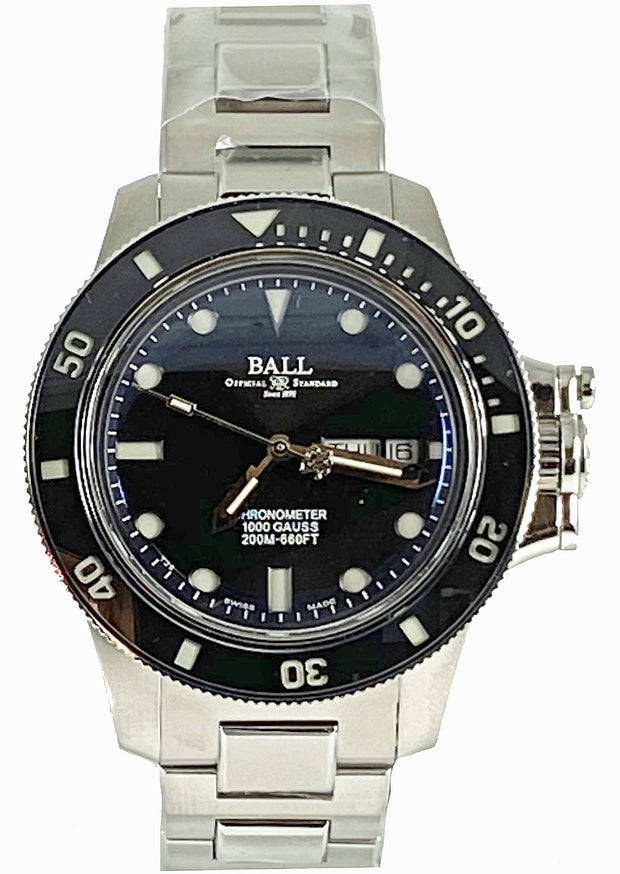 Ball Watch Engineer Hydrocarbon Reference DM2118B-SCJ-BK