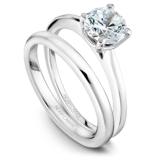 Noam Carver Engagement Ring B018-01A