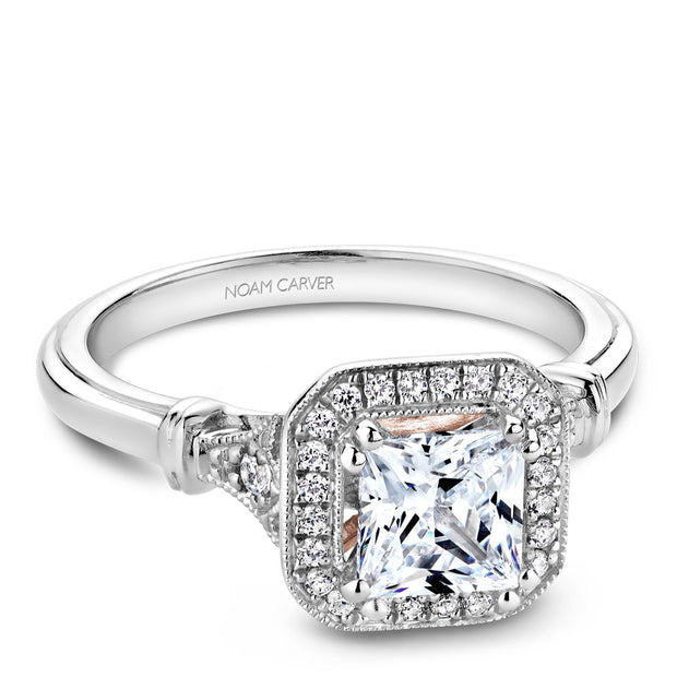 Noam Carver Engagement Ring B070-01A