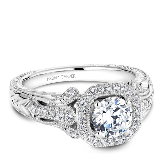 Noam Carver Engagement Ring B079-01A