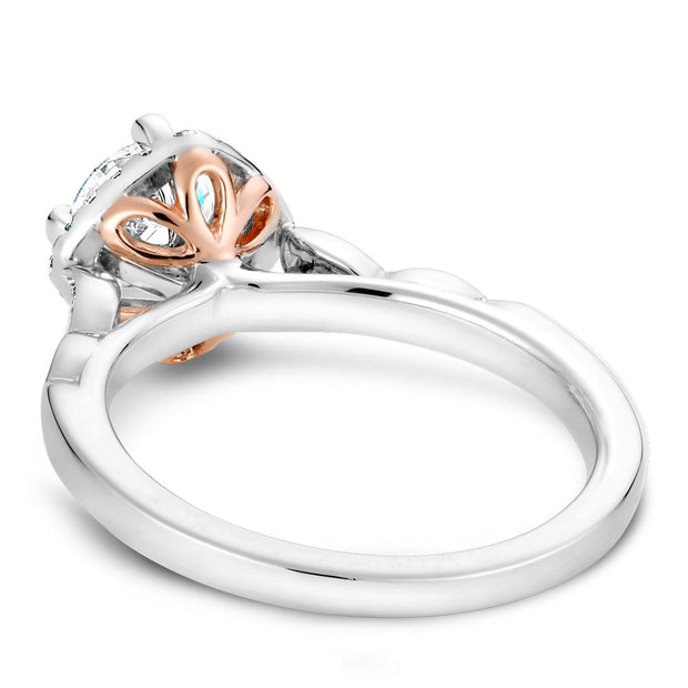 Noam Carver Engagement Ring B084-01A