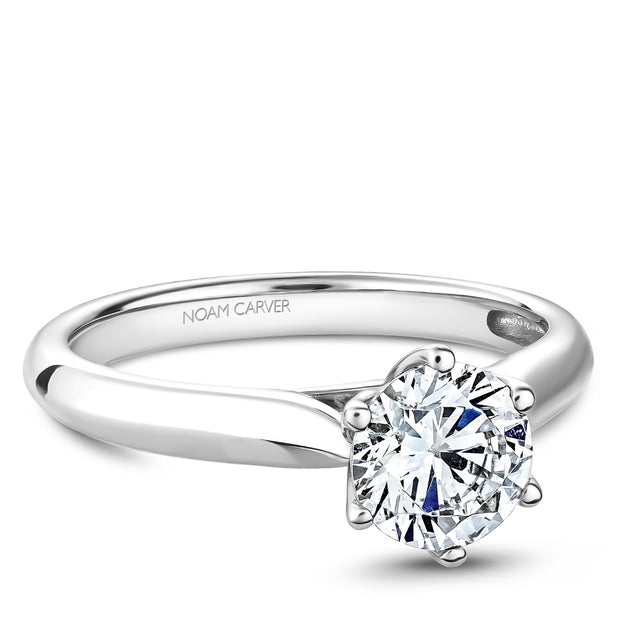 Noam Carver Engagement Ring B200-01A
