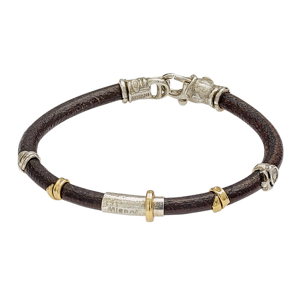 Misani leather Bracelet style B2005