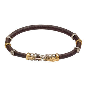 Misani Leather Bracelet style B227