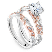 Noam Carver Engagement Ring B321-01WR