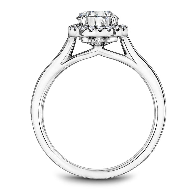 Noam Carver Engagement Ring B508-02A