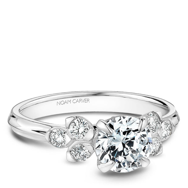 Noam Carver Engagement Ring B512-01A