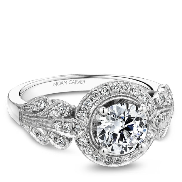 Noam Carver Engagement Ring B517-01A
