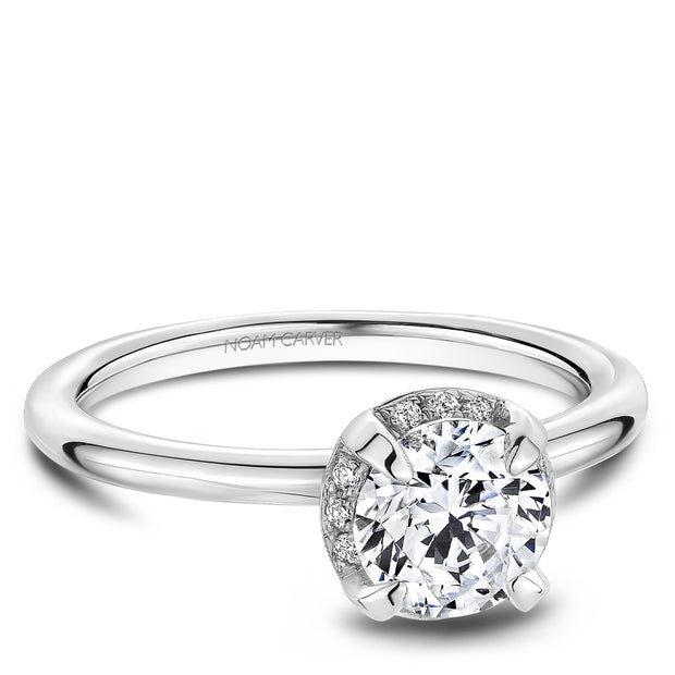 Noam Carver Engagement Ring B520-01A