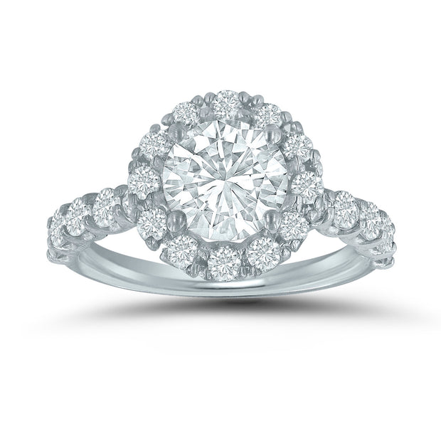 Leiberfarb Engagement Ring Style ED77833