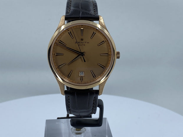 Zenith Captain Central Second Reference 18.2020.670