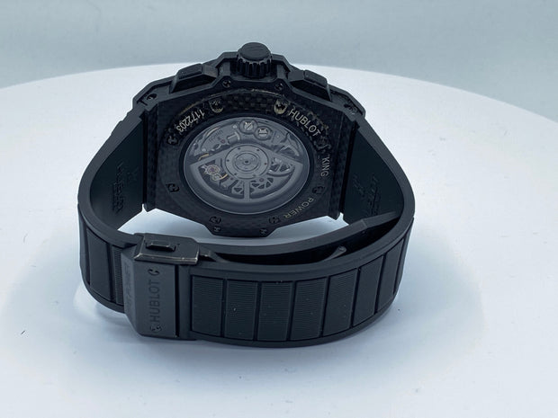 Hublot King Power Unico Carbon Fiber