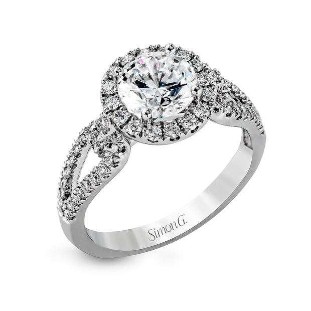 Simon G. Engagement Ring LP2027