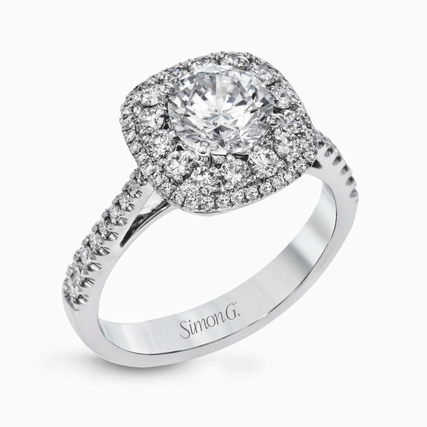 Simon G. Engagement Ring MR2827-A