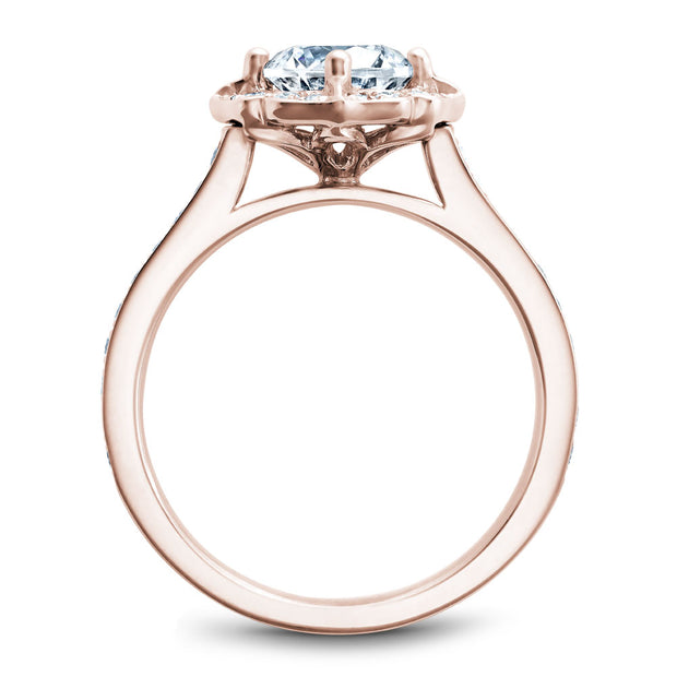 Noam Carver Engagement Ring R031-01R