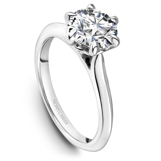 Noam Carver Engagement Ring R065-01A