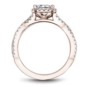 Noam Carver Engagement Ring R076-01R