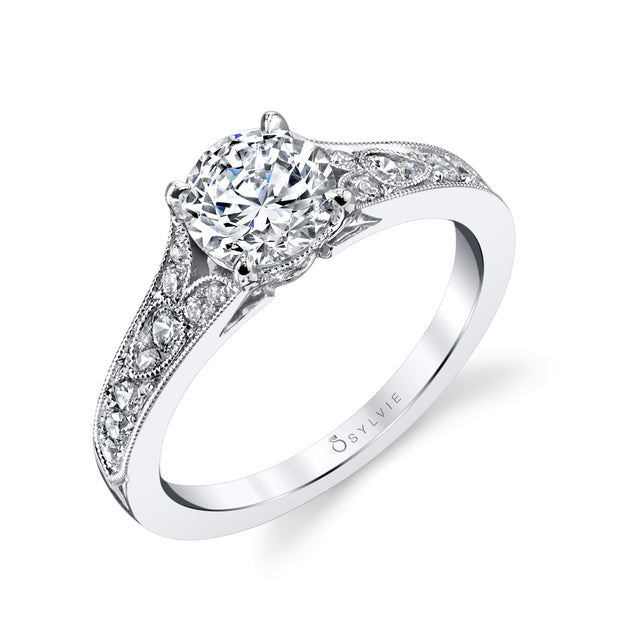 Sylvie Engagement Ring Chereen S1389