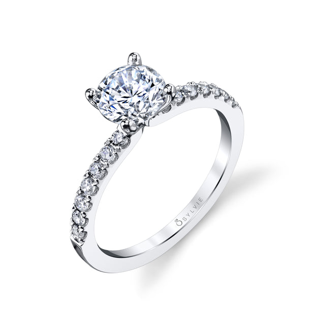 Sylvie Engagement Ring Celeste S1498
