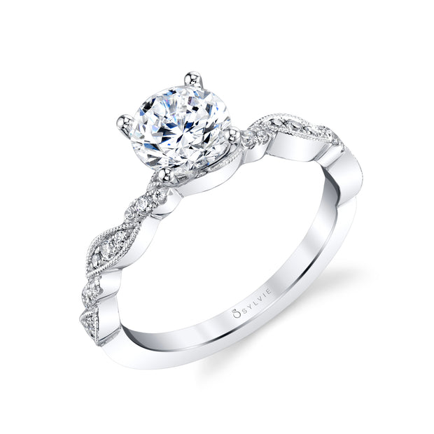 Sylvie Engagement Ring Valerie S1859