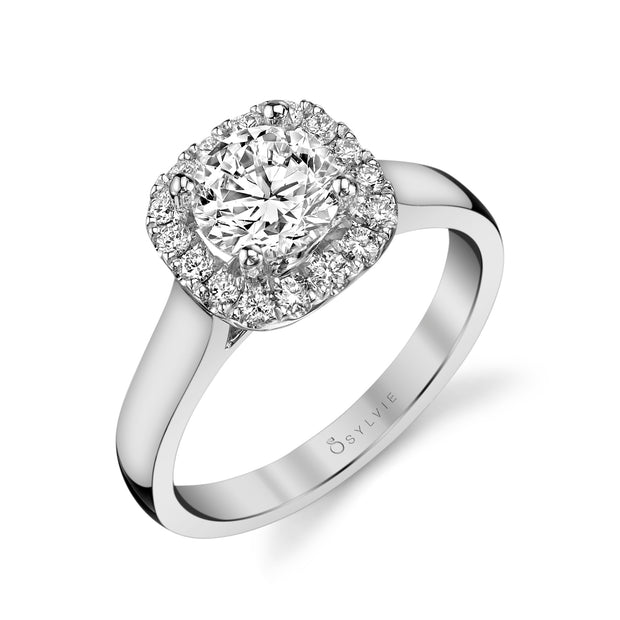 Sylvie Engagement Ring Therese SY756