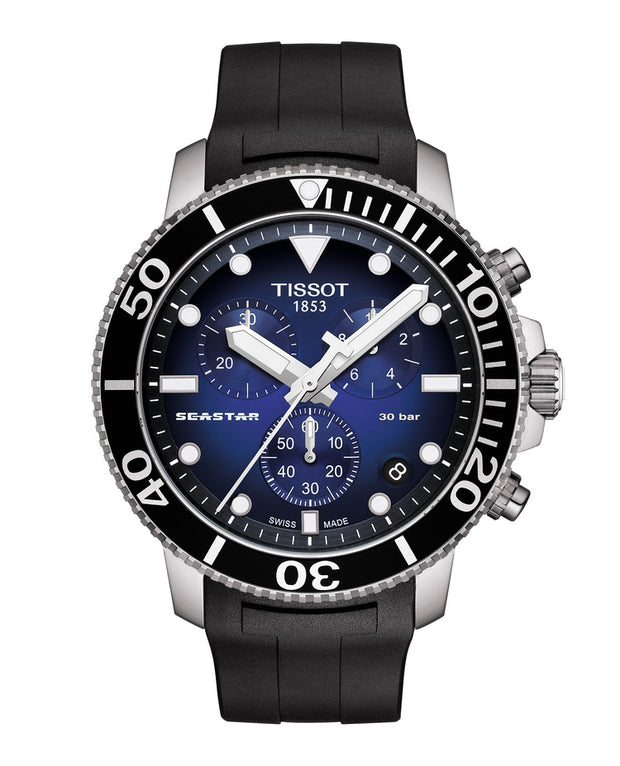 Tissot Seastar 1000 Chronograph Reference T120.417.17.041.00