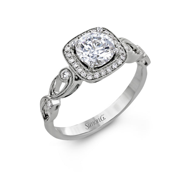 Simon G. Engagement Ring style TR526