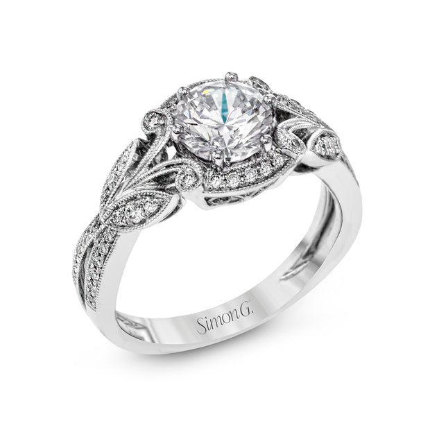 Simon G. Engagement Ring style TR629