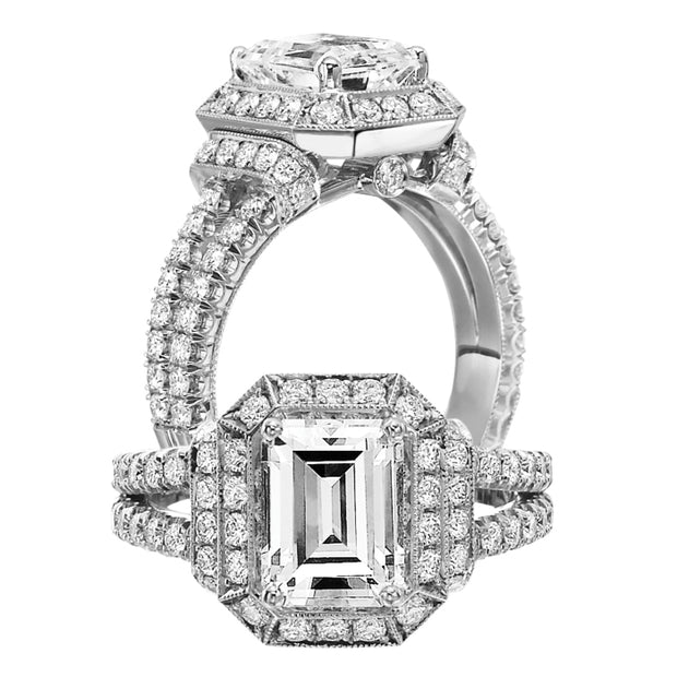 Jack Kelege Engagement Ring Sirela Collection