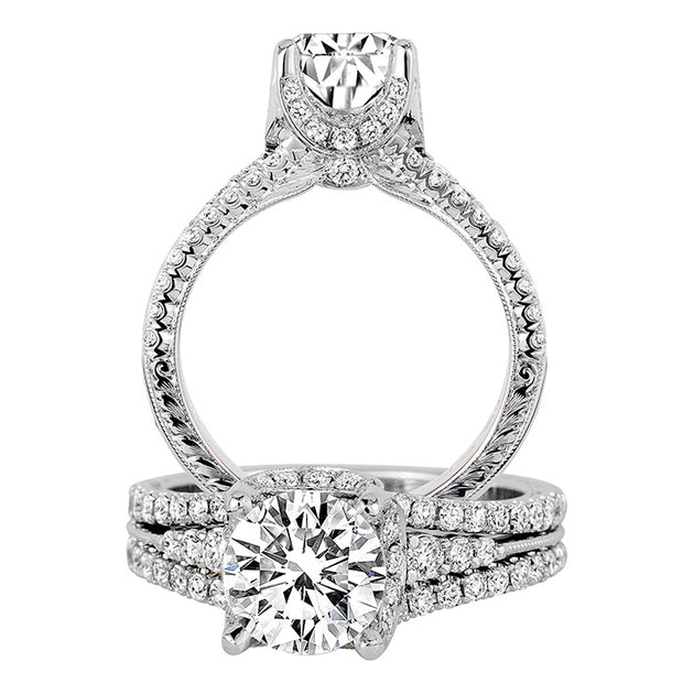 Jack Kelege Engagement Ring Demi Collection