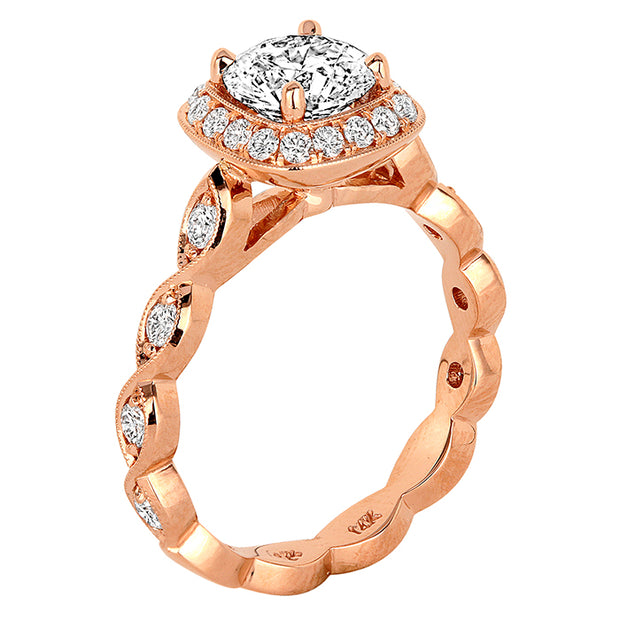 Jack Kelege Engagement Ring Grace Collection