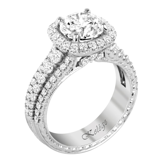 Jack Kelege Engagement Ring Legacy Collection
