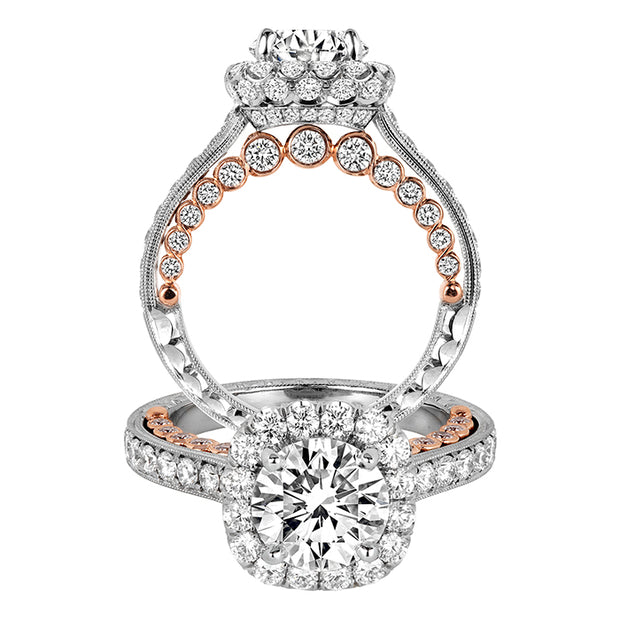 Jack Kelege Engagement Ring Heritage Collection
