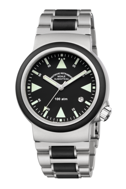 Muhle Glashutte S.A.R. Rescue-Timer M1-41-03-MB