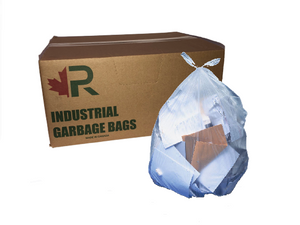 35 x 50 Extra Strong Food Grade Garbage Bag - SEMCO