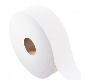 "2-Ply Jumbo Bath Tissue 9"" Diameter"