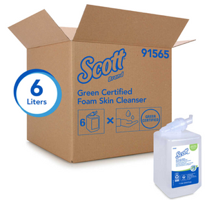 Scott® Essential Green Certified Foam Skin Cleanser