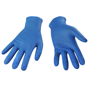 WIPECO Nitrile Disposable Gloves 4mil