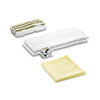 Steamer Microfibre Cloth Set for Bathrooms - SEMCO